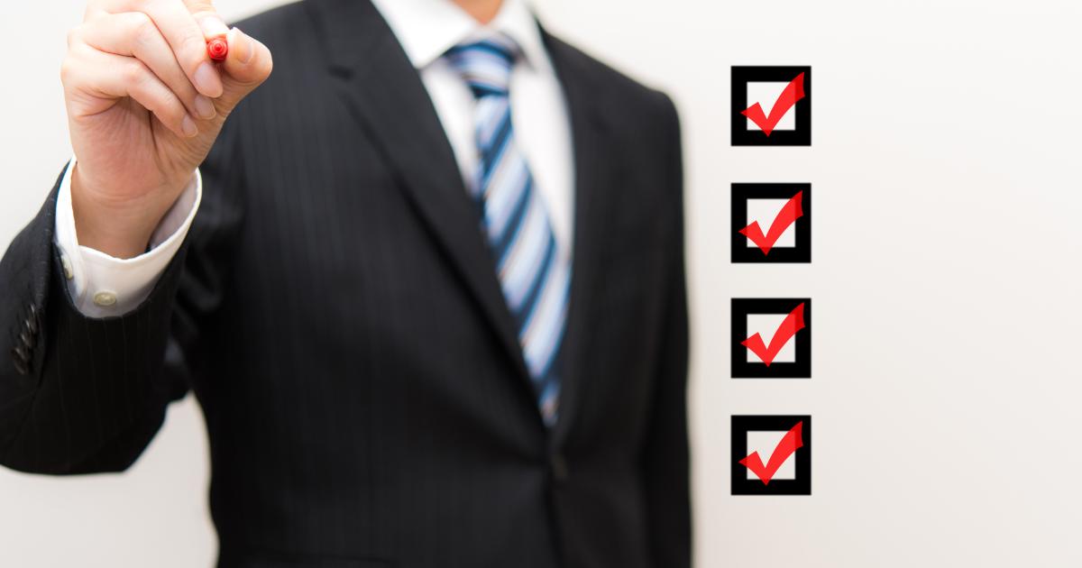 手順1:求める人材の「能力」や「特徴」を箇条書きにする